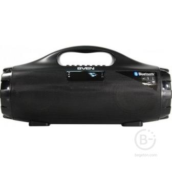 Портативная колонка Sven PS-460 цвет чёрный