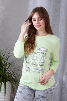 Пижама Бодрый кот