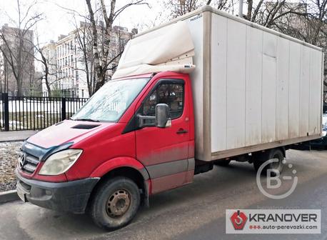Аренда тентованного грузового авто 3.5 т