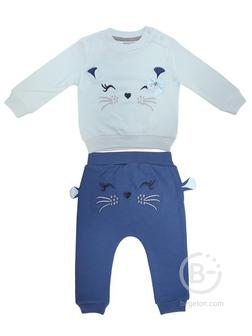 Комплект для детей (толстовка, брюки)