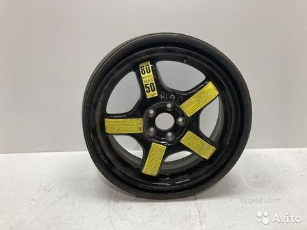 Докатка Audi Q5 195/75/18