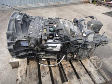 кпп ZF 12S2333 TD DAF XF/CF 1854485 для грузовика DAF