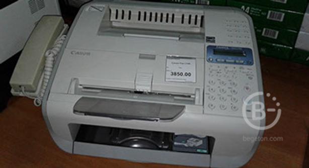 Факс Canon Fax L140 Б.У.