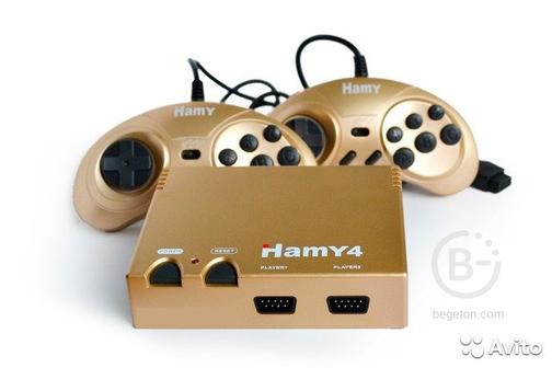 Игровая приставка Хами Hamy4