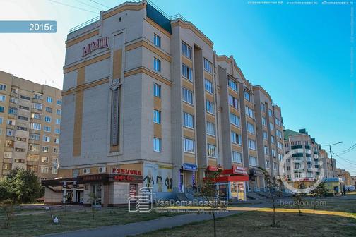 2-к квартира 50 м² на 3 этаже 5-этажного кирпичного дома