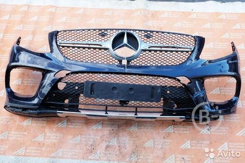 Бампер передний Mercedes-Benz GLE C292 2015-2019