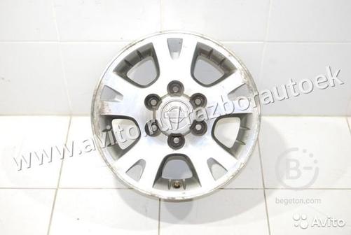 Комплект оригинальных дисков Nissan R16 (к-т 06)