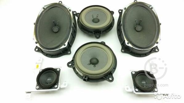 Динамик Nissan Patrol Y62 VK56VD 2011