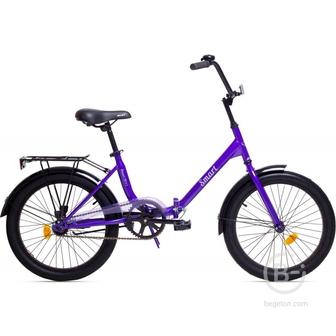 Велосипед Aist Smart 20 1.1 (фиолетовый)