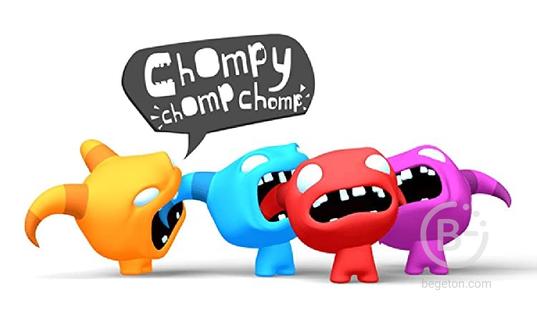 Chompy chomp chomp игра на пк ключ STEAM Новый