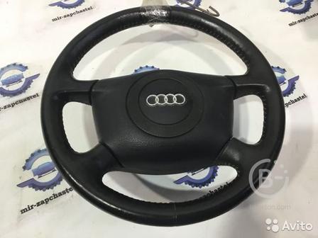 Руль (рулевое колесо ) Audi A6 C5 / A4 B5 / A4 B6