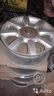 Комплект литых дисков Ниссан Теана J32 (Teana 2)
