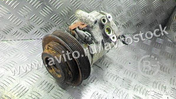 Компрессор кондиционера Hummer H3