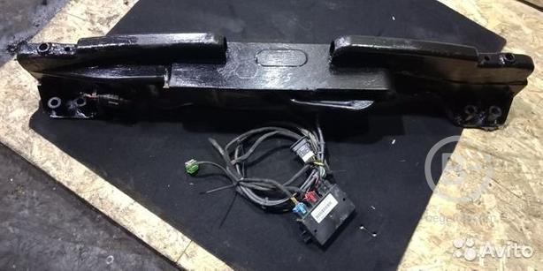 Фаркоп электрический сборе Porsche Cayenne 955 957