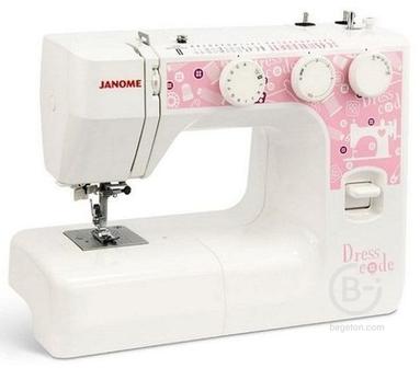 Бытовая швейная машина Janome Dresscode
