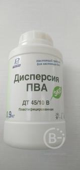 Дисперсия ПВА ДТ 45/10В  ЭКО пластифицированная