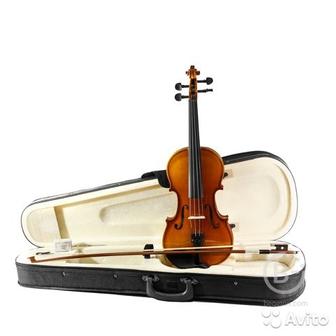 Комплект скрипичный Stefan Poladic tlvp-03A 1/16