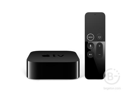 Мультимедийный проигрыватель Apple TV 4K 32 Gb Sun (MQD22RS/A)
