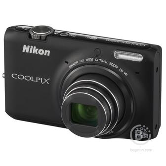 Фотоаппарат Nikon Coolpix S6500