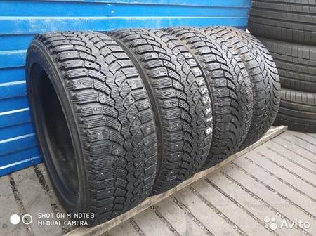 205 55 16 зимние шины Bridgestone Spike 01 YY