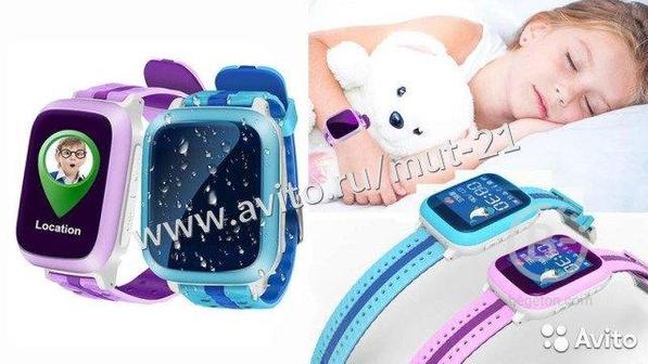 Детские умные часы DS18