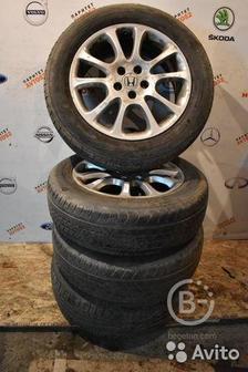 Колеса хонда CR-V 3 R-18