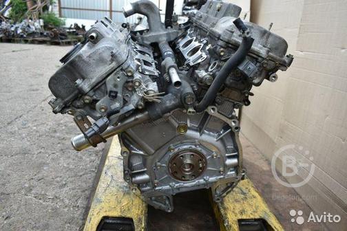 Двигатель Lexus Rx300 2 поколение 1MZ 2003 - 2009
