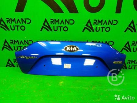Накладка двери багажника Kia Stinger 2017