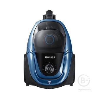 Пылесос Samsung VC18M3120VB 1800/380 Вт синий, контейнер 2 л