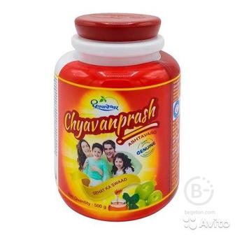 Чаванпраш Аштаварг (chyawanprash Ashtavarg) джем