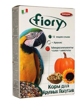 Корм для птиц корм для крупных попугаев Pappagalli (2,8 кг)