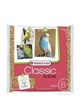Корм для птиц корм для волнистых попугаев Classic Budgie (500 гр)