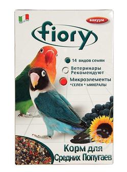 Корм для птиц корм для средних попугаев Parrocchetti Africa (800 гр)