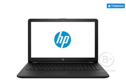 Ноутбук HP 15-rb000 [15-RB028UR 4US49EA]/ /4 ГБ/Radeon R3/HDD 500 ГБ/DOS