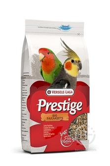 Корм для птиц корм для средних попугаев Prestige Big Parakeets (1 кг)