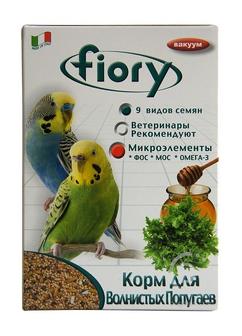 Корм для птиц корм для волнистых попугаев Pappagallini (400 гр)
