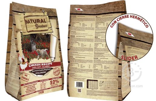Корм для собак гипоаллергенный корм для щенков всех пород, курица (6 кг)