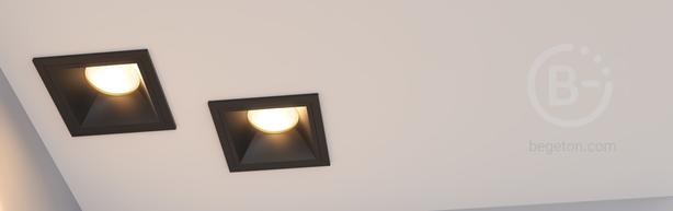 Стильный светильник KUB IN