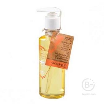 Массажное масло для лица - Лечебный Джаз грейпфрут с каштаном, 200 мл