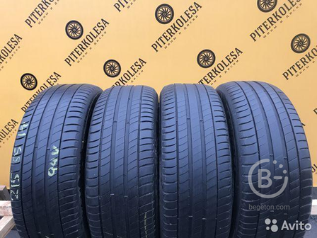 Летние шины R17 215 55 Michelin Primacy 3