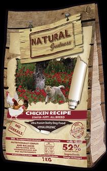 Корм для собак гипоаллергенный корм для щенков всех пород, курица (2 кг)