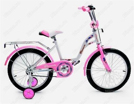 Велосипед Flower 12