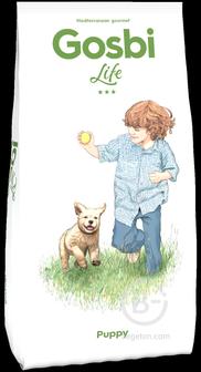 Корм для собак Life корм для щенков всех пород, курица (3 кг)