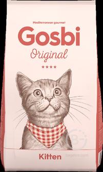 Корм для кошек Original корм для котят всех пород, курица (3 кг)