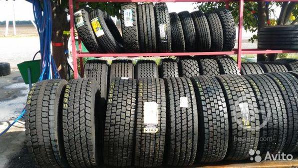 Грузовые шины новые Otari 315/70/R22.5