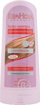 Флоресан Кера-Нова Укрепляющий Термо-Шампунь против выпадения волос 400 мл