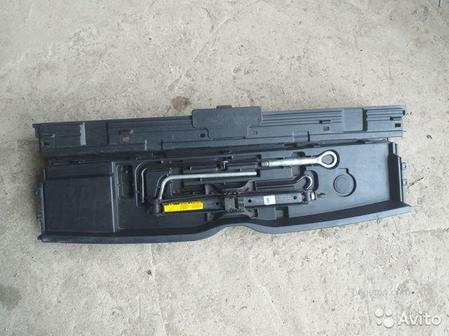 Органайзер с инструментами Toyota Highlander 2