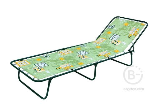 Кровати раскладушки для рабочих без матраса Эконом