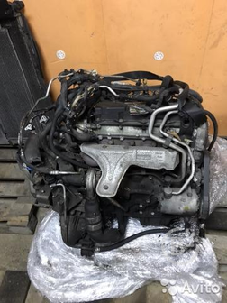 Двигатель для Peugeot Boxer 3 euro 4 120л.с