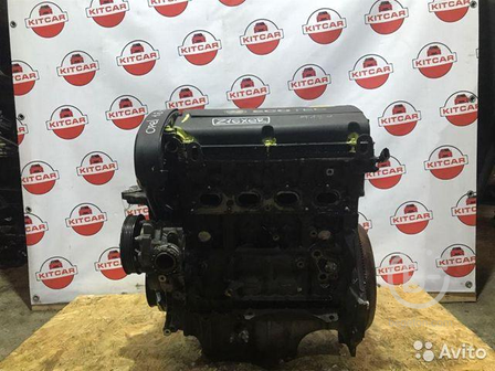 Двигатель (двс) Z16XER Opel Astra H